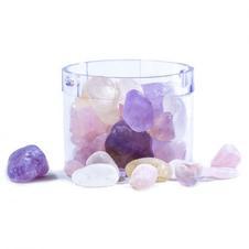 Wasserveredler mit Kristallsteinen von Lotus Vita