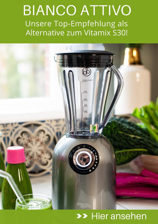 Vitamix S30 Alternative Bianco Attivo