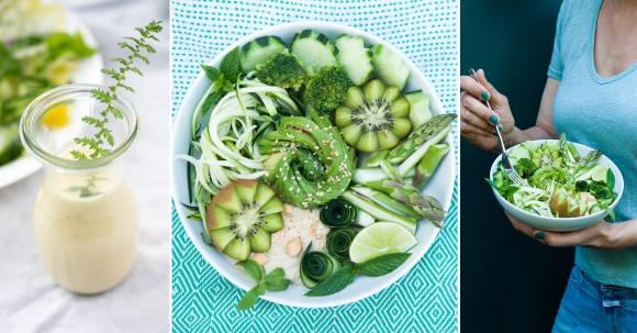 Salatdressing Rezepte
