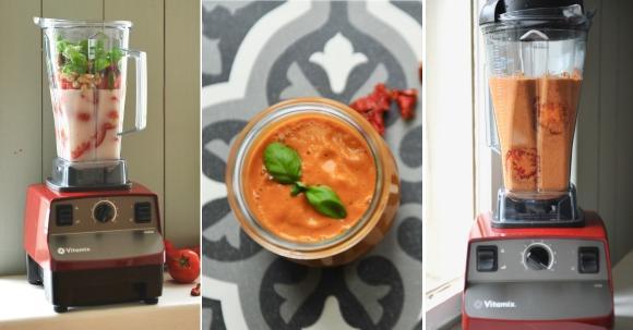 Tomatencremesuppe Rezept für den Mixer