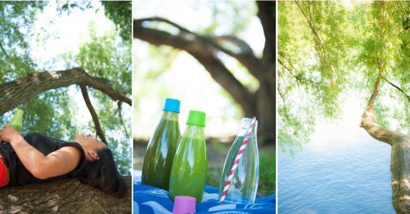 3 Größen zum Relaxen: Geht die Retap Flasche kaputt, wird sie vom Hersteller ersetzt. Genialer Service.