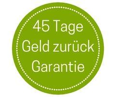 45-Tage-Geld-zurück-Garantie